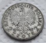 Польша 2 злотых 1934 год, фото №3