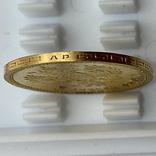 5 рублей. 1904. Николай II. (АР) (золото 900, вес 4,30 г) 3., фото №4