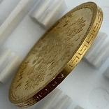 5 рублей. 1904. Николай II. (АР) (золото 900, вес 4,30 г) 3., фото №5