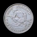 1 Флорін / Флорин 1934, Нова Зеландія / Новая Зеландия, фото №2