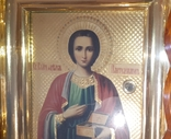 Икона св. Пантелеймона, фото №5