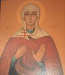 Икона Св. мученица Галина, фото №5