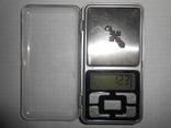 Крестик нательный Серебро 925 Вес - 1,23 грамм, фото №5