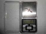 Крестик нательный Серебро 925 Вес - 1,21 грамм, фото №5