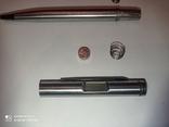 Ручка с часами, фото №5