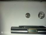Ручка с часами, фото №7