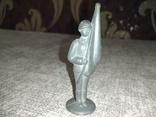 Оловяный солдатик ссср 30г, фото №2