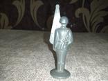 Оловяный солдатик ссср 30г, фото №3