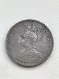 1 руппи 1910 Германская Восточная Африка серебро, фото №2