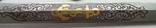 Кортик Дунайское пароходство высококачественная копия, фото №6