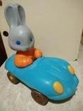 Заяц в машине., фото №2