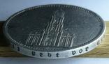 5 марок 1935 А Кирха Гарнизонная церковь в Потсдаме, фото №7