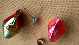 Пара ёлочных игрушек, фото №5