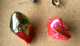Пара ёлочных игрушек, фото №8