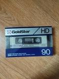 Аудиокассета GoldStar 90, фото №2
