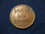 Швеция 5 эре 1973 U, фото №3