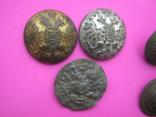 Колекція царських пуговиць з різними написами, фото №9