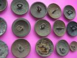 Колекція царських пуговиць з різними написами, фото №13