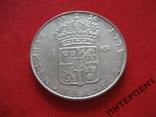 Швеция 1 крона 1956 TS, фото №3