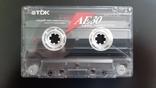 Касета TDK AE 30 (Release year: 1996), фото №4