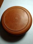 Шкатулка кругла (пластик), фото №6