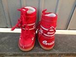 Теплі зимові чобітки., фото №8
