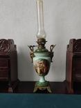 """Керосиновая лампа """"Египет"""" Королевская фарфоровая мануфактура в Берлине., фото №9"""