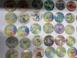 Коллекция Pokmon (Покемоны) фишки., фото №2
