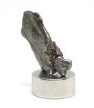Залізний метеорит Campo del Cielo, 1,6 грам, із сертифікатом автентичності, фото №7