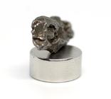 Залізний метеорит Campo del Cielo, 1,3 грам, із сертифікатом автентичності, фото №5