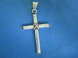Крест из серебра., фото №2