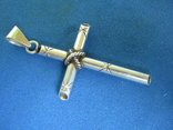 Крест из серебра., фото №3