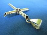 Крест из серебра., фото №6