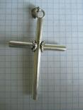 Крест из серебра., фото №11