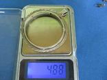 Кулон под монету из серебра(дукач)., фото №6