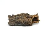 Фрагмент фульгурита, 3,1 грам, з сертифікатом автентичності, фото №2
