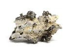 Фрагмент фульгурита, 2,5 грам, з сертифікатом автентичності, фото №6