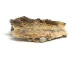 Фрагмент фульгурита, 3,6 грам, з сертифікатом автентичності, фото №6