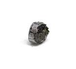 Заготовка-вставка з метеорита Seymchan, 0,6 г, із сертифікатом автентичності, фото №10