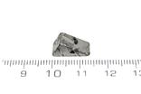 Заготовка-вставка з метеорита Seymchan, 2,4 г, із сертифікатом автентичності, фото №4