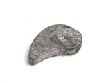 Заготовка-вставка з метеорита Seymchan, 1,7 г, із сертифікатом автентичності, фото №7