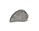 Заготовка-вставка з метеорита Seymchan, 1,7 г, із сертифікатом автентичності, фото №11