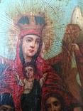 Києво-Печерська Божа матір, фото №8