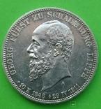3 марки, Шамбург-Липпе. 1911 год., фото №2