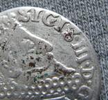 Трояк 1623 года. Сиг. ІІІ Ваза ( SIGIS ... POLO )., фото №3