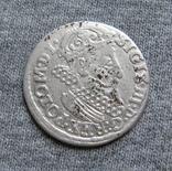 Трояк 1623 года. Сиг. ІІІ Ваза ( SIGIS ... POLO )., фото №5