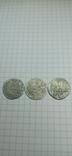 3 гроша Сигизмунд III Ваза 1623 року 3 шт., фото №4