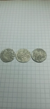 3 гроша Сигизмунд III Ваза 1623 року 3 шт., фото №5