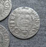 1/24 талера 1600-х годов. Густав Адольф. Эльбинг ( 4 штуки )., фото №7
