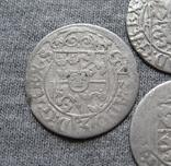 1/24 талера 1600-х годов. Густав Адольф. Эльбинг ( 4 штуки )., фото №10